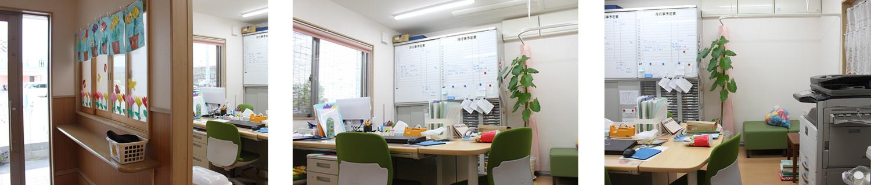 事務室画像